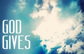 god-gives