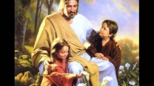 Jesus_and_children