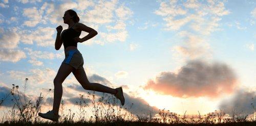 running_silhouette