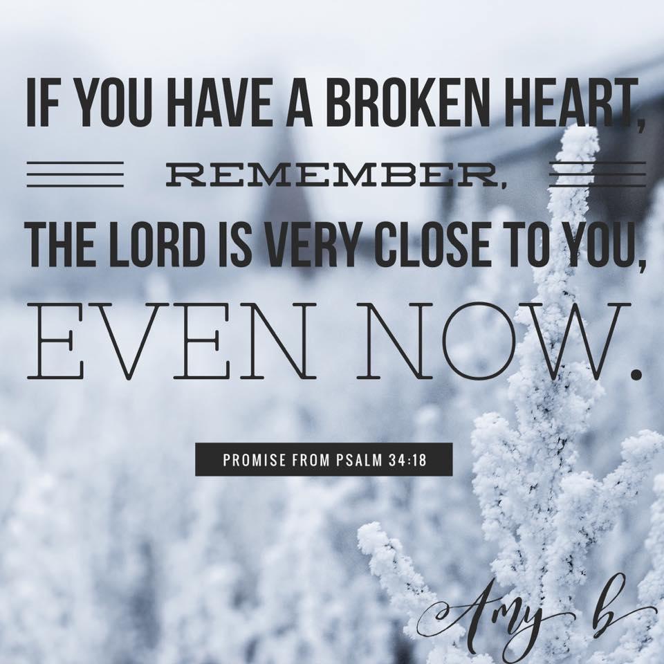 Brokenhearted promise